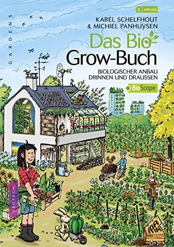 Das Bio Grow-Buch