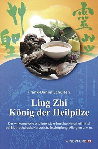 Ling Zhi. König der Heilpilze: Der chinesische Reishi, göttlicher Pilz der Unsterblichkeit. Wirkungsvoll und schon immer hoch verehrt, ist der Ling ... Nervosität, Erschöpfung, Allergien u.v.m - Bio