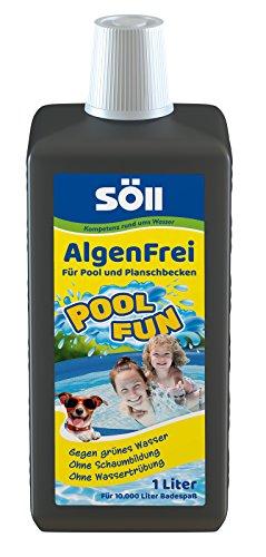 Söll 31130 AlgenFrei - Für Pool und Planschbecken - 1 L