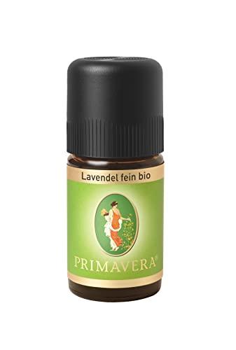 Primavera Ätherisches Öl Lavendel fein bio / DEMETER 5 ml