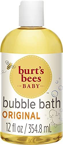 Burt\'s Bees Baby Schaumbad, 1er Pack (1 x 350 ml)