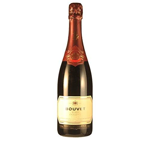 Bouvet-Ladubay Rubis demi-sec rouge 0,75l
