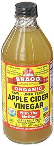 Braggs Organic Apple Cider Vinegar 473 ml (Pack of 1)