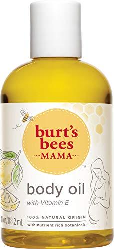 Burt\'s Bees 100 Prozent Natürliches Mama Bee Pflegeöl, 115 ml Flasche