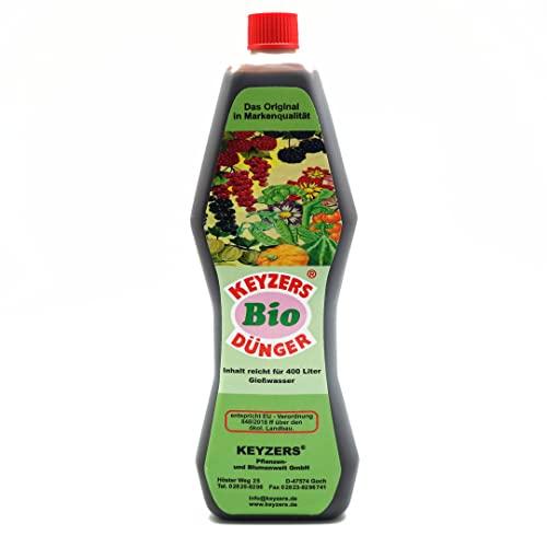 Keyzers Bio-Dünger 1000ml für Obst- und Gemüse