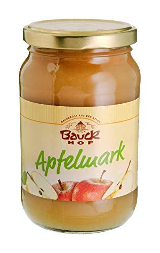 Bauck Bio Apfelmark ungesüßt, 360 g