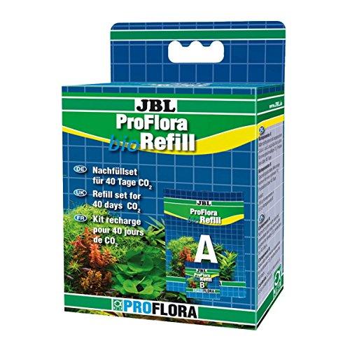 JBL ProFlora bioRefill 63043 Nachfüllset für Bio-CO2-Düngeanlagen