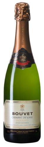 Bouvet Ladubay Excellence Brut Blanc Crémant de Loire AOC extra brut (0,75 L Flaschen)