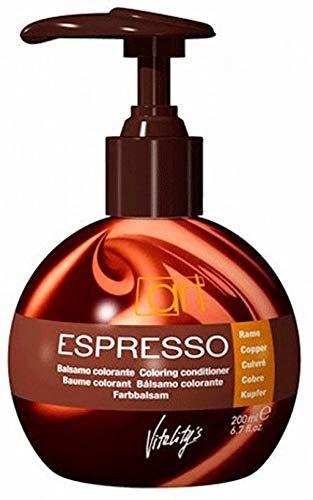 Hairhaus Espresso copper kupfer 200 ml