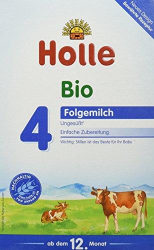 Holle Bio-Folgemilch 4, 1er Pack (1 x 600 g)
