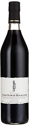 Giffard Cassis Noir De Bourgogne Liqueur - 0,7 Liter