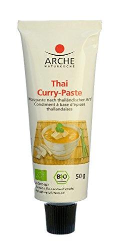 Arche Naturküche Bio Thai Curry Paste (1 x 50 gr)
