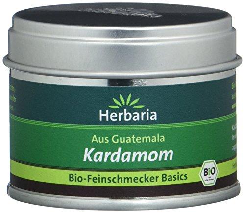 Herbaria Kardamom, ganz, 1er Pack (1 x 20 g) - Bio