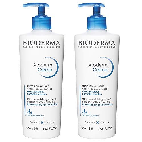 Bioderma Atoderm Ultranutritive Creme 2X500Ml