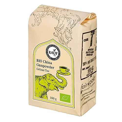 Rauf Tee Grüner Tee-China Gunpowder -2x100g