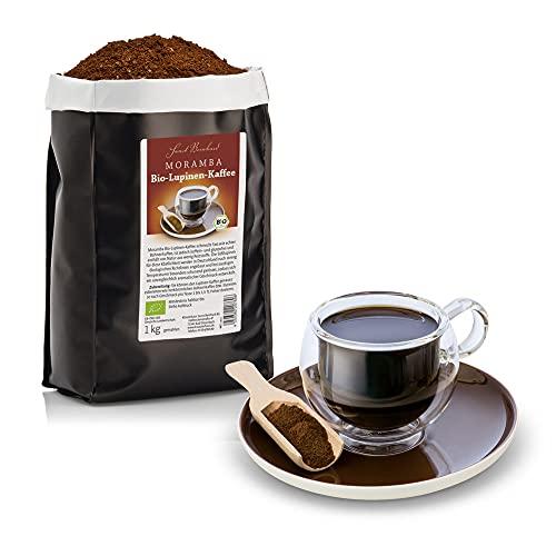 Sanct Bernhard Moramba Bio Lupinen-Kaffee, koffeinfrei und glutenfrei, 1 kg