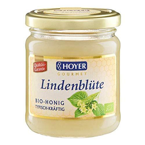 Hoyer - Bio Lindenblüten-Honig - 250 g