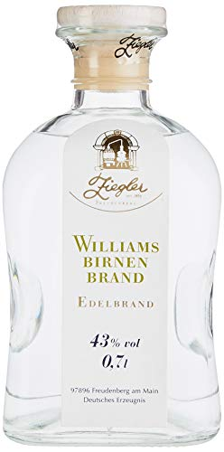Ziegler Williams Birnen Brand (1 x 700 ml)