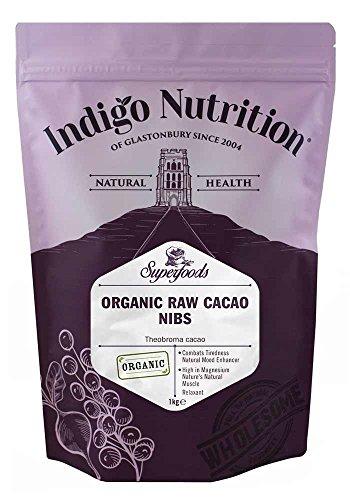 Indigo Herbs Rohe Bio Kakaonibs 1kg