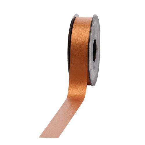 Polyband matt kupfer 25 mm breit / 45 Meter