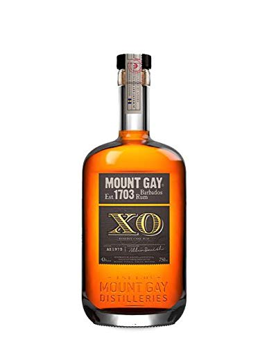Mount Gay XO Reserve Cask Rum 0,7l 43{11aa38dc5b029824b49de7849dbd546b224261cfc3bc7c01dc42280ee822fb94}