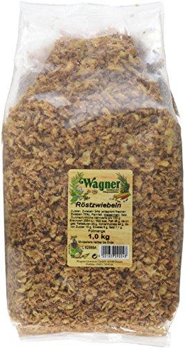 Wagner Gewürze Röstzwiebeln, 1er Pack (1 x 1 kg)