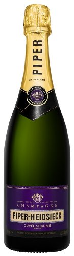 Piper Heidsieck Champagner Cuvée Sublime 12{f05f2e56f6ace8f0544ef5407da3b44389d5f84a98281ae68b61dc15c409d034} 0,75l Flasche