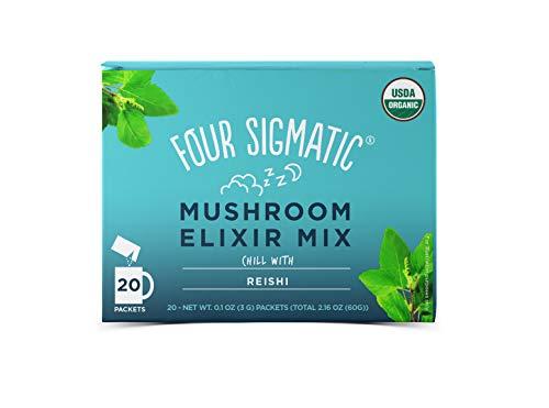Four Sigmatic Reishi Mushroom Elixier Mix (20 Beutel)