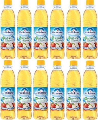 Adelholzener Bio Apfelschorle 12x0,5 l