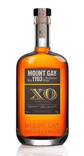 Mount Gay Extra Old Barbados Rum 43{11aa38dc5b029824b49de7849dbd546b224261cfc3bc7c01dc42280ee822fb94} 0,7l Flasche