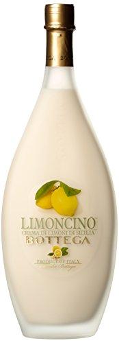 Bottega Crema di Limoncino Zitronen-Crèmelikör mit Grappa (1 x 0.5 l)