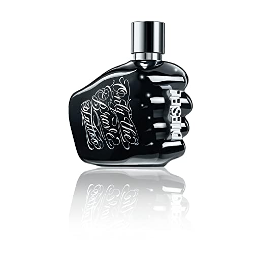 Diesel Only the Brave Tattoo homme/ men Eau de Toilette Vaporisateur/ Spray, 200 ml, 1er Pack, (1x 200 ml)