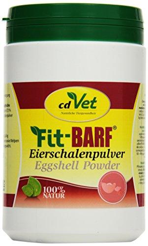 cdVet Naturprodukte Fit-BARF Eierschalenpulver 1000 g