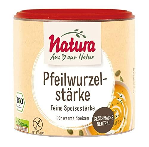 Bio Pfeilwurzelstärke (125 g)