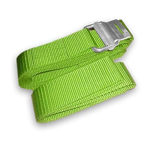 Bio Green Winterschutz Tragegurt für Pflanzenkübel, grün
