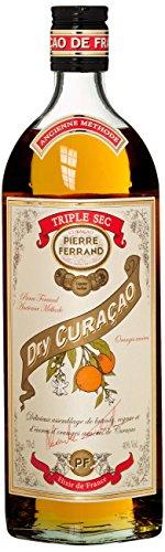 Pierre Ferrand Triple Sec Dry Curaçao Likör (1 x 0.7 l)