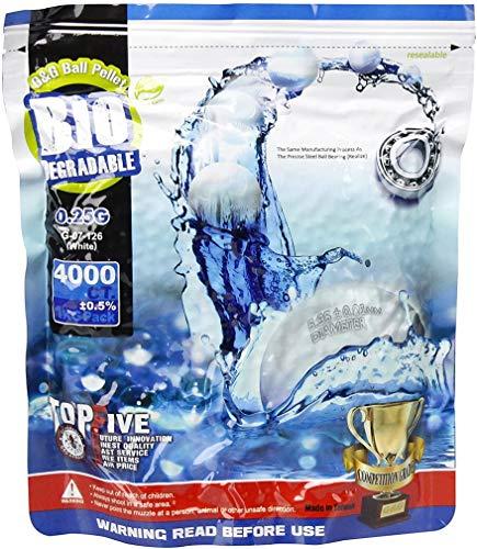 4000 Sch?sse in G & G Bio BB Kugel 0,25 g 1kg [G07126] (Japan Import / Das Paket und das Handbuch werden in Japanisch)