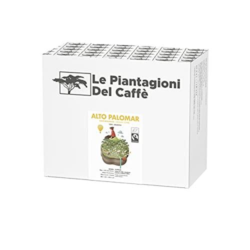 Ese Kaffeepads Alto Palomar Fair Trade und Bio 100{36d48fb025d46aec963dab986dc999f96195af661e255e8ef2072748de3dd105} Arabica aus Peru | 50 x 44 mm