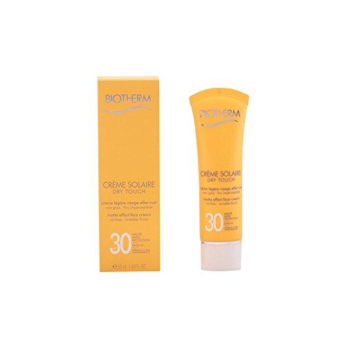 SUN Crème solaire Dry Touch Matte Effect Face Cream SPF30 50 ml