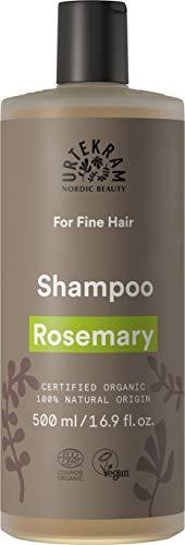 Urtekram Rosmarin Shampoo Bio, feines Haar, 500 ml