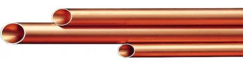 Buderus Kupferrohr 15 x 1,0 mm halbhart in 5 Meter Stangen