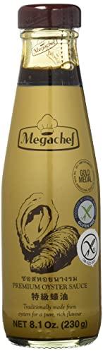 MEGACHEF Austernsosse Glutenfrei, 230 g