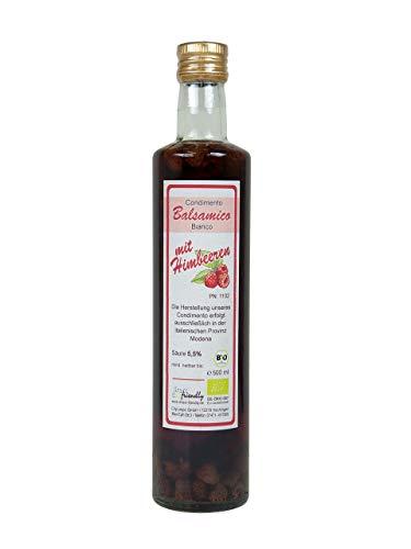 direct&friendly Bio Himbeer Essig, 500 ml