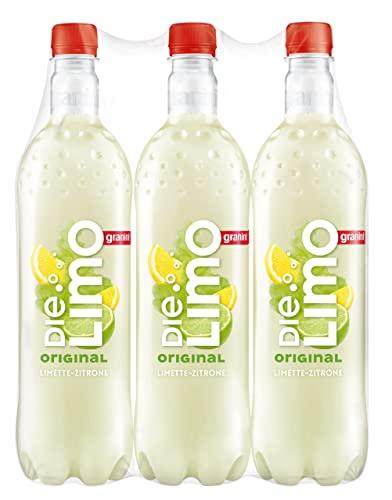 Granini Die Limo Limette + Zitrone, 6er Pack, Einweg (6 x 1 l)