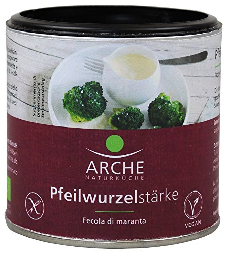 Arche Bio Pfeilwurzelstärke, 1 kg