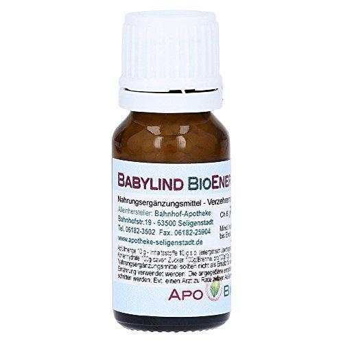 Babylind-BioEnerg Globuli mit Vitamin C - 10 g - aus deutscher Traditionsapotheke