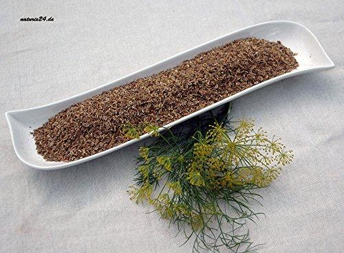 Naturix24 - Dillsamen ganz - 1 Kg-Beutel