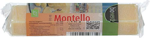 bio-verde Bio Montello Stick Italienischer Hartkäse (6 x 125 gr)