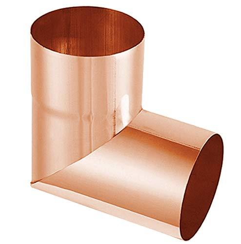 Rohrwinkel 87° Kupfer in den Größen 60, 76, 80, 87 und 100 mm (groß)