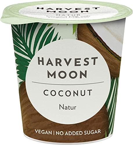 Harvest Moon Bio Kokosmilch-Joghurt Natur (6 x 125 gr)